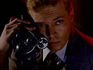 Karl Bohm in Michael Powell's Peeping Tom
