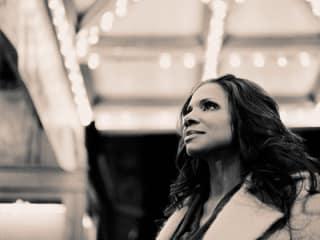 Singer Audra McDonald