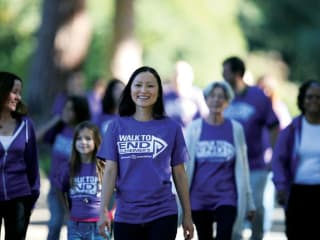 2013 Walk to End Alzheimer's