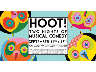Heckle Her Productions presents HOOT!