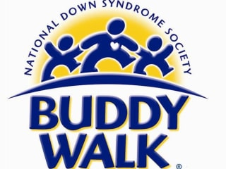 logo for Austin Buddy Walk