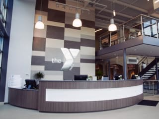 Interior of Town Lake YMCA