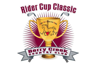 logo for Rider Cup Classic golf tournament