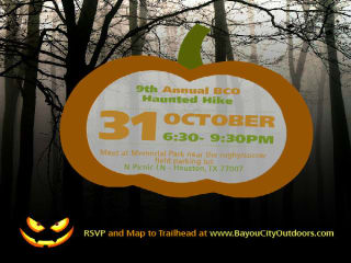 9th Annual BCO Haunted Hike