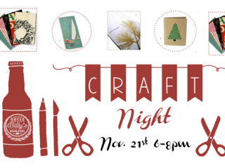 craft night at Umlauf Sculpture Garden cover photo