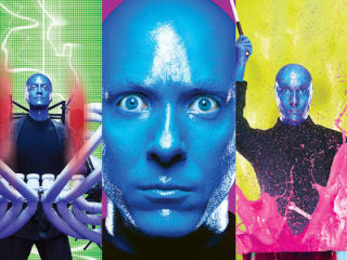 Blue Man Group coming to the Long Center
