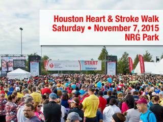 2015 Heart & Stroke Walk