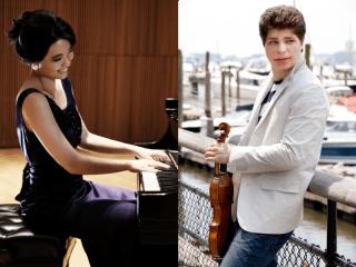 Chamber Music International presents Joyce Yang