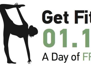 Ballet Austin Get Fit 2014 logo