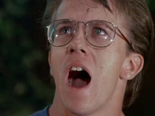 guy from Troll 2 screaming Oh My God