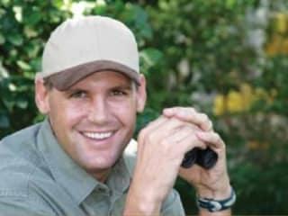 Ryan Hilton safari specialist for Conde' Nast Traveler