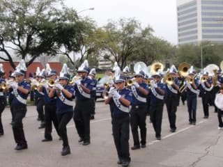 Eighth Annual MLK Youth Parade-Houston