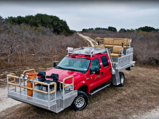 Meredith Long & Company opening reception and book signing: Texas Quail Rigs