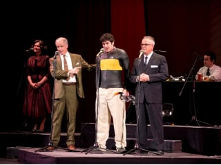 L.A. Theatre Works performing radio reading of The Graduate