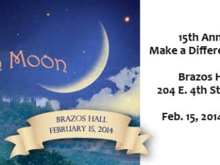 """banner for Making a Difference Gala """"Under the Tuscan Moon"""""""