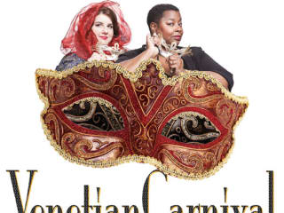 Ars Lyrica Venetian Carnival logo
