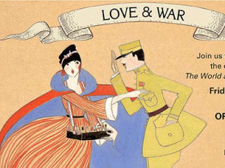 Love and War Harry Ransom Center 2014