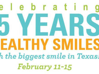 banner for Smile Week 2014 by St. David's
