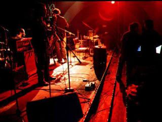 Jamgasm Super Session performance at Carousel Lounge