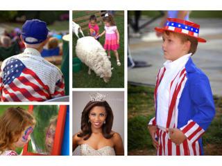Dallas Arboretum President's Day Celebration