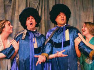 Pocket Sandwich Theatre presents Lend Me a Tenor
