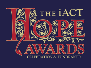 logo for iACT's 2014 Hope Awards