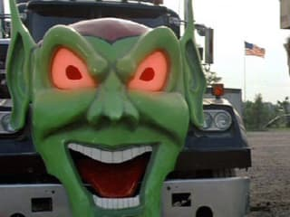 truck from Stephen King movie Maximum Overdrive