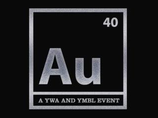 logo for the Austin Under 40 awards