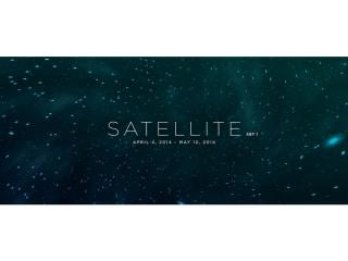 Zhulong Gallery presents Satellite