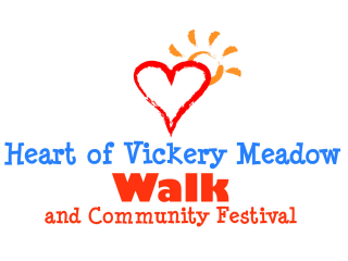 Heart of Vickery Meadow Walk and Festival