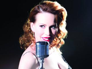 headshot of Molly Ringwald