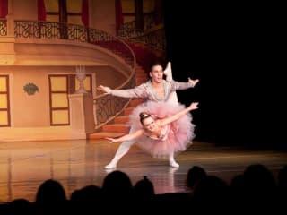 ballet dancers performing for Austin City Ballet