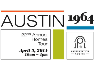 Preservation Austin presents Austin 1964! homes tour