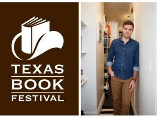 Texas Book Festival presents Kevin Powers reading