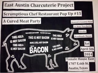 Scrumptious Chef presents East Austin Charcuterie Project