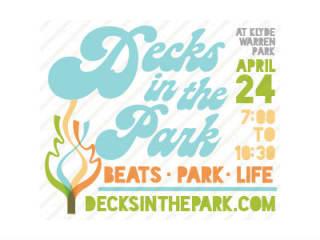 Decks in the Park