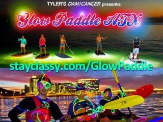 Glow Paddle ATX stand up paddleboard