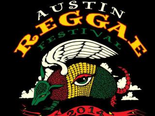 logo for Austin Reggae Fest 2014