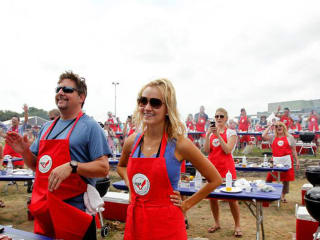 cooking workshop class at Austin food and Wine festival