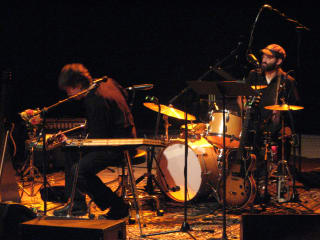 EELS band performing live