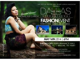 Dallas International Fashion Show