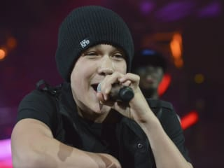 Austin mahone in concert with the vamps fifth harmony and shawn austin mahone m4hsunfo