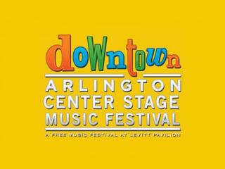 Downtown Arlington Center Stage Music Festival