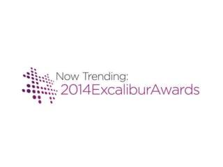 "Public Relations Society of America Houston hosts ""2014 Excalibur Awards"""