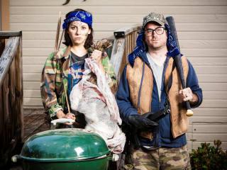 Kitchen Dog Theater presents Barbeque Apocalypse