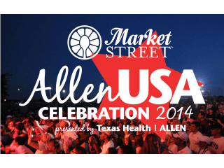 Allen USA Celebration 2014