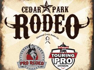 poster for Cedar Park Rodeo 2014
