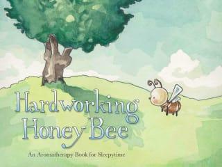 book cover of Hardworking Honey Bee