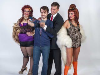 Uptown players presents soho cinders