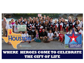 2014 Transplant Games of America Opening Ceremony